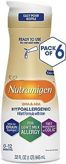 Enfamil Nutramigen婴儿配方奶粉,即冲型,930毫升,6瓶装