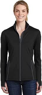 Women's Contrast Full-Zip Jacket