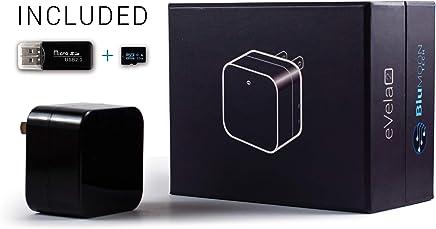 Spy Camera Wireless Hidden USB Wall Charger Surveillance Nanny cam for Home Security - Camaras Espias