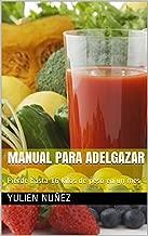 manual para adelgazar