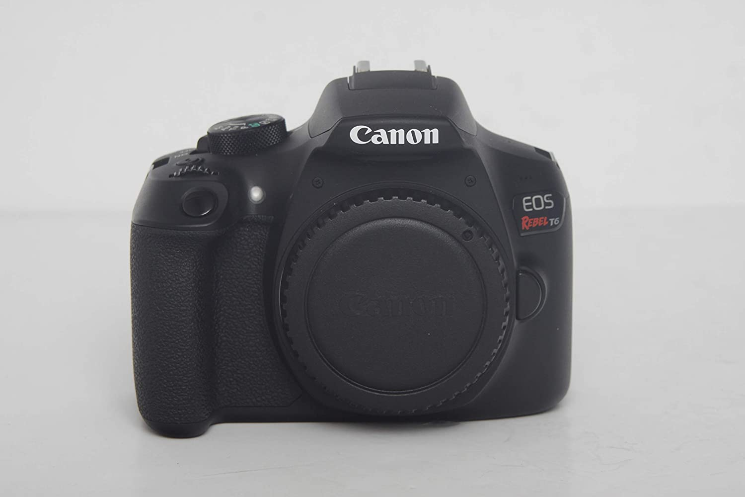Direct sale of manufacturer Canon Popular product EOS Rebel T6 Digital SLR Only Enabled Camera Wi-Fi Body