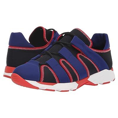 MARNI Neoprene Sneaker (Black/Bluette) Men