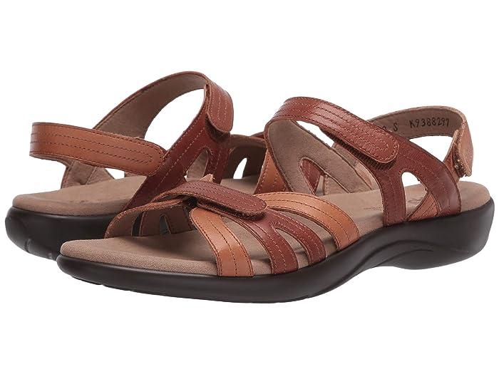 SAS Pier (Sepia) Women's Shoes