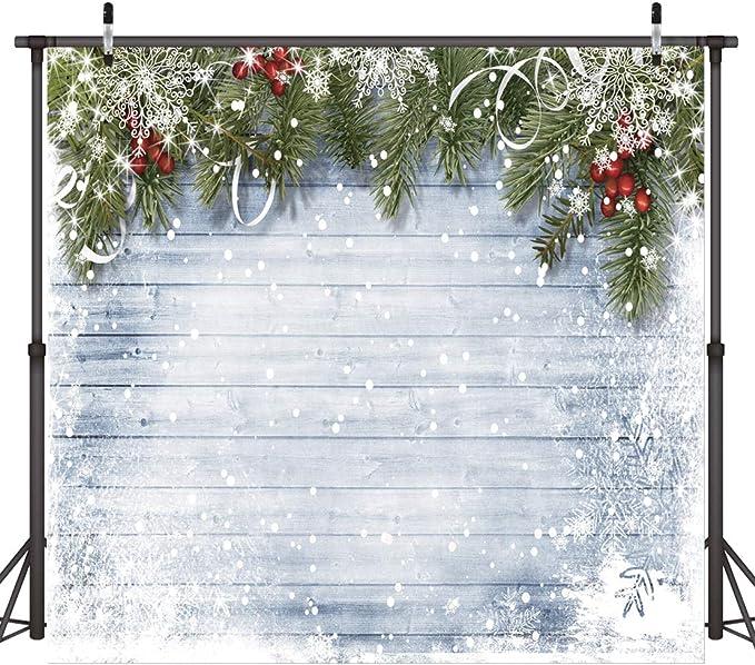 Dudaacvt 2 1 X 1 5 M Weihnachten Fotografie Hintergrund Kamera