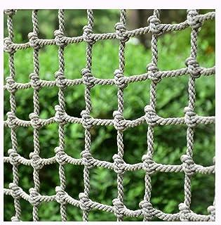 LYRFHW Protective Net Outdoor Training Development Protection Nets, Children's Anti-Fall Net Balcony Stair Rope Nets,Playground Kindergarten Safety Netting(18mm, 20cm)