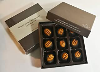 Woodford Reserve Premium Bourbon Ball Gift Box, 9 candies per box, delicious and perfect for holiday gifts