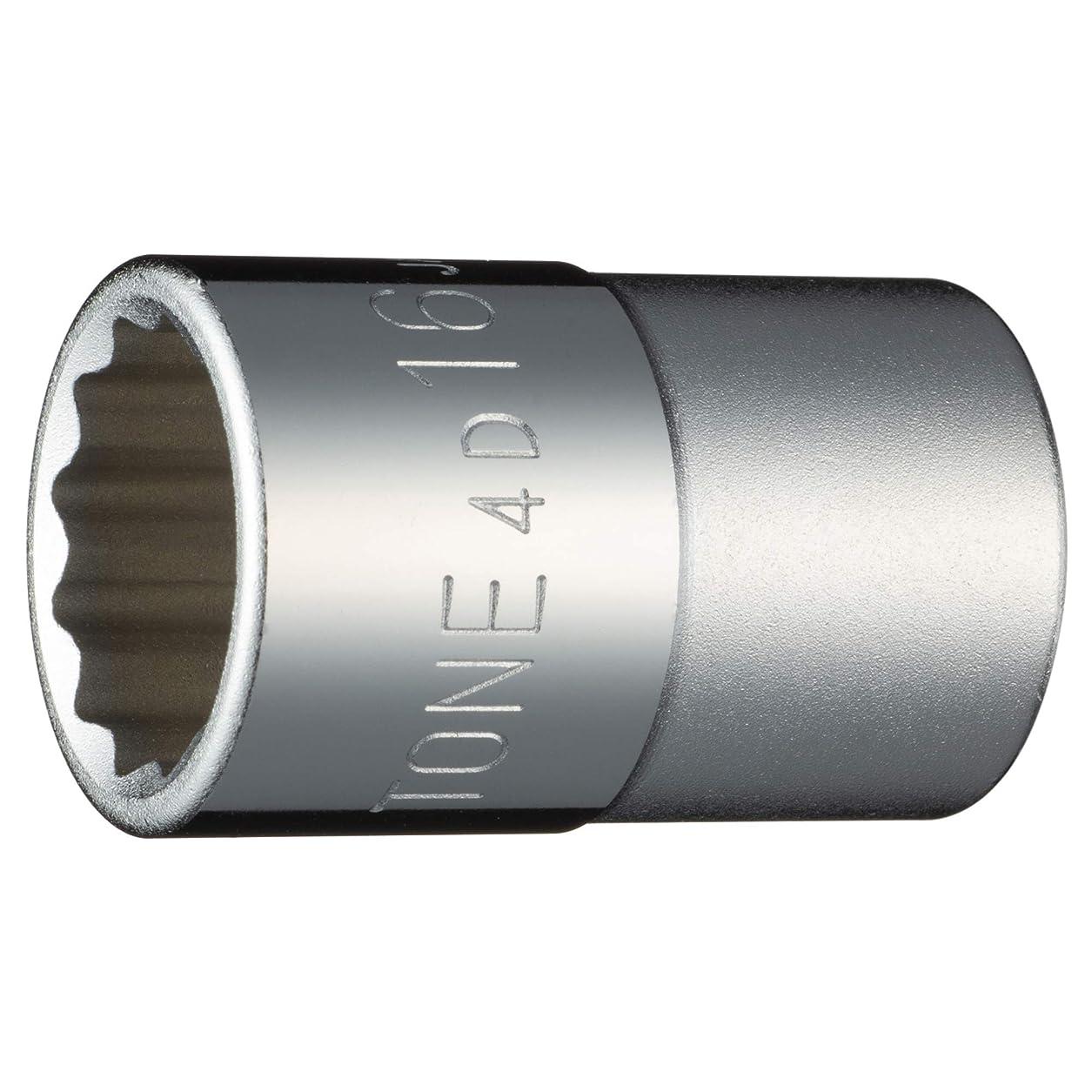 ローブ構築するヒステリックトネ(TONE) ソケット(12角) 差込角12.7mm(1/2