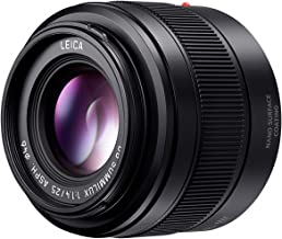 Panasonic Lumix G Leica DG Summilux Lens photo