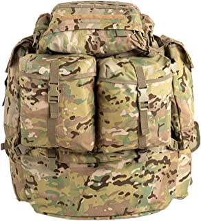 USMC Military Surplus FILBE Rucksack Army Tactical Backpack Main Pack Multicam
