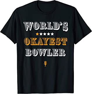 OKAY Bowlers. Funny Cute Gag Joke Prize Bowling Gifts.