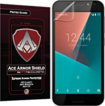 Ace Armor Shield ProTek Guard Screen Protector for the Vodafone Smart N8 with free lifetime Replacement warranty