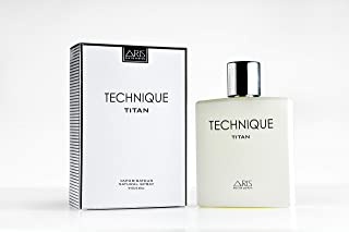 Technique Titan by Aris - perfume for men - Eau de Parfum, 100 ML