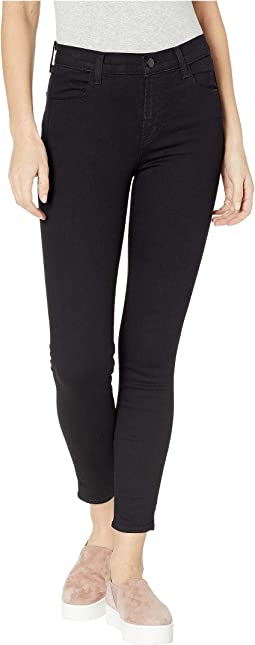 Alana High-Rise Crop Skinny in Vanity