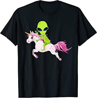 unicorn and alien