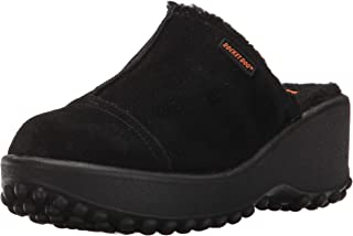 Best fran nubuck black clogs Reviews