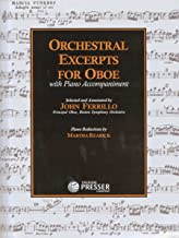 oboe orchestral excerpts