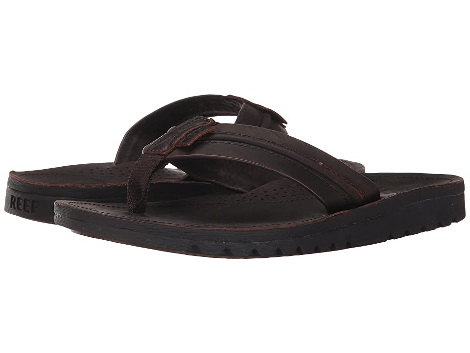 Reef Voyage Lux (Dark Brown) Men