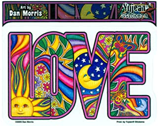 Dan Morris - Love - Sticker / Decal