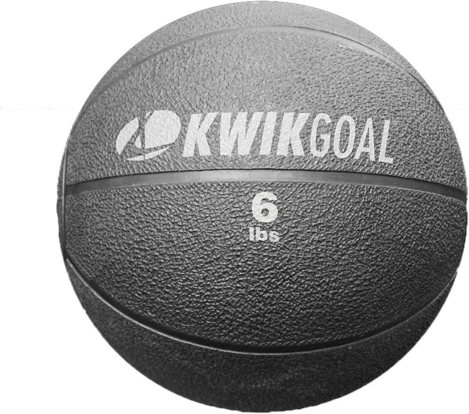 Kwik Goal Medicine Ball 6Pound Black