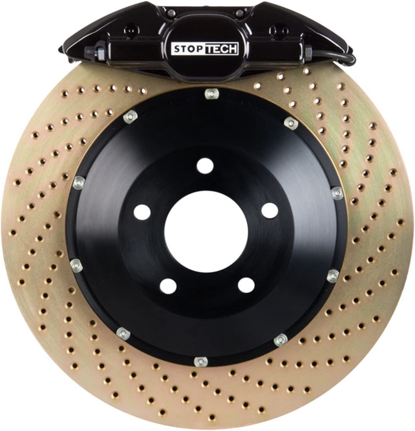StopTech 83.130.0023.54 Big Brake Rotor Kit 2 Rear Brand Cheap Limited time trial price Sale Venue P 1 Piece