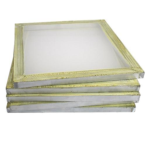 Sunbelt Mfg 10-Inch-by-14-Inch Screen Printing Frame, Co 110 mesh