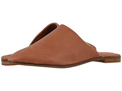 TOMS Jutti Mule (Hazel Leather) Women