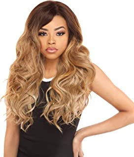 The Stylist Synthetic Hair Lace Front Wig 4x4 Swiss Lace Silk Top Vivien (1)