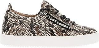 GIUSEPPE ZANOTTI DESIGN Women's RW70001104 Multicolor Leather Sneakers