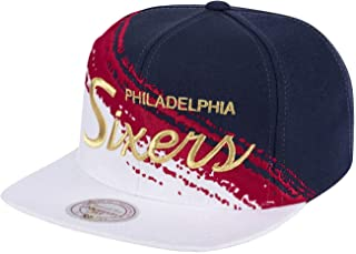 Mitchell and Ness NBA Independence Day Brushed Snapback Hat (18034-NBA)