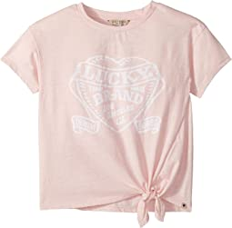 Livia Graphic Tee (Big Kids)