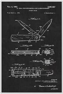 pocket knife blueprints