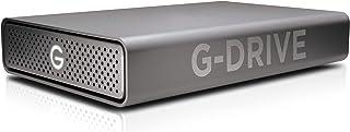 SanDisk Professional 6TB G-DRIVE Enterprise-Class Desktop Hard Drive HDD, Ultrastar Drive Inside, Up to 195MB/s, USB-C (5G...