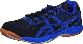 ProAse Men's Blue Badminton Shoes Size -