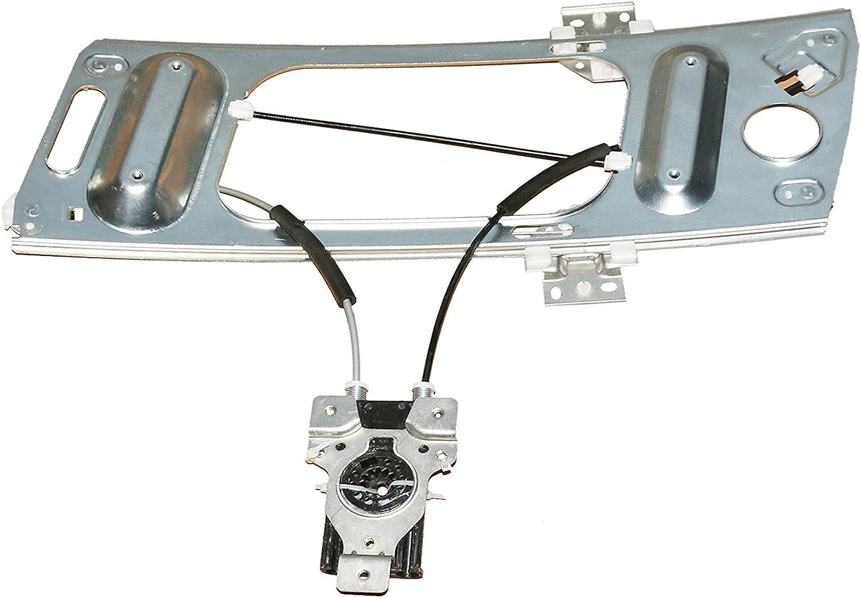 TrakMotive 20-0209 Lowest price challenge Window Power Max 49% OFF Only Regulator