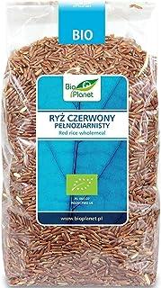 Arroz de grano entero rojo BIO 1 kg - BIO PLANET