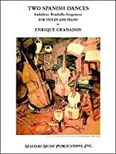 Spanish Dances, Selection 1 : Violin and Piano