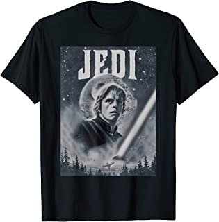 Luke Skywalker Return of the Jedi Retro T-Shirt