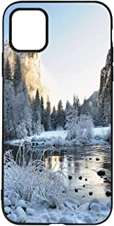 Yosemite Valley After a Fresh Snow iPhone 11 case,125837 Compatible with iPhone 11