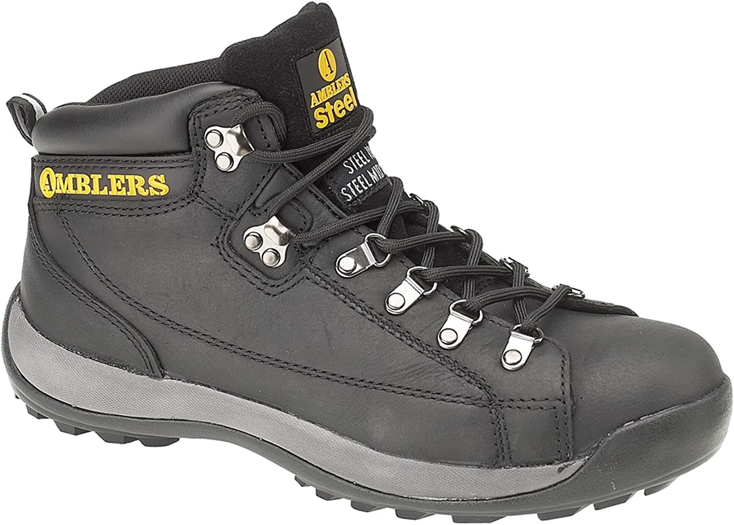Amblers Steel FS123 Safety Boot   Mens Boots