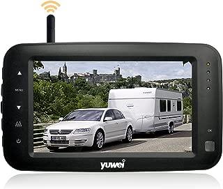 Yuwei 4.3'' Wireless Digital LCD High Definition Monitor with Grid-Line for YW-34132