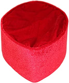 Oga Faaji African Native Hat Foldable Velvet Hat