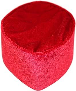 African Native Hat Foldable Velvet Hat
