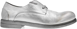 MARSELL Luxury Fashion Womens MW598132561L Silver Lace-Up Shoes |