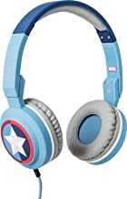 Marvel Captain America Foldable Headphones