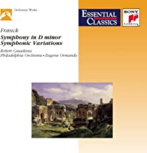 Franck: Symphony in D minor and other works