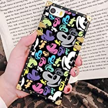 DISNEY COLLECTION Phone Case Compatible with iPhone 5, iPhone 5S, iPhone SE Mickey Fashion Luxury Unique Cool Cartoon Cute Bumper Shockproof Cover iPhone 5/5S/SE
