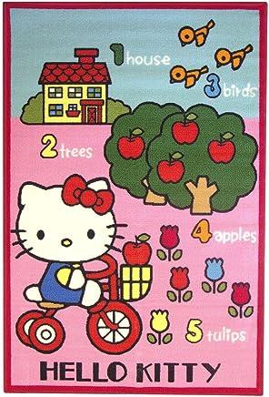 Fun House   711651   Ameublement Et Décoration   Hello Kitty   Tapis Jardin