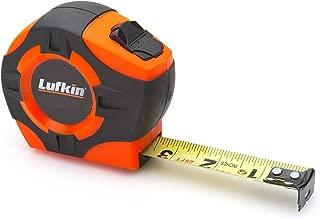 Lufkin PHV1048DM Power Return Engineer's Tape, 1-Inch by 26-Feet, Hi-Viz Orange