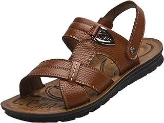 WUIWUIYU garçon Homme Été Extérieur Chaussures de Sport Plage Sandale Grande Taille