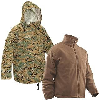 Tru-Spec H2O Proof Gen 2 ECWCS Parka w/Lightweight Polar Fleece Jacket